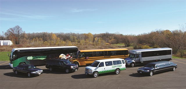 The diverse GO Riteway fleet and its varied routes and applications are a good testing ground for different alternative-fuel and alternative-power vehicles.