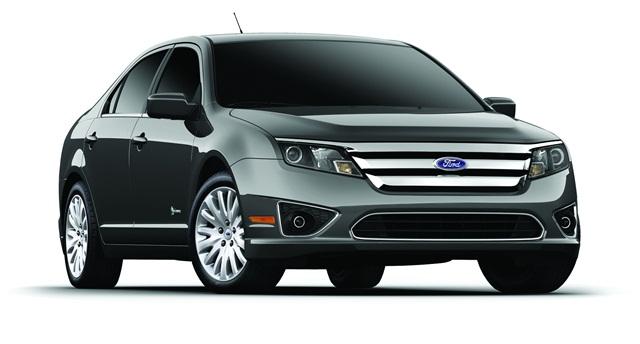 2012-My Ford Fusion Hybrid
