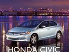 Showroom - Honda Civic: Still Tough to Beat