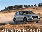 Showroom - Audi Q5 Hybrid: Crossover Aims for 30 mpg