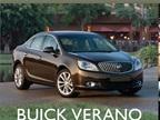 Showroom - Buick Verano Brings Luxury, Detroit Style