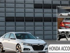 Honda Accord: Generational Shift