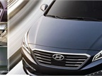 Hyundai Sonata: Big is Standard