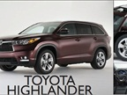 Toyota Highlander: More Room Where Needed