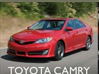 Showroom - Toyota Camry Gets Lighter, Roomier, Angrier