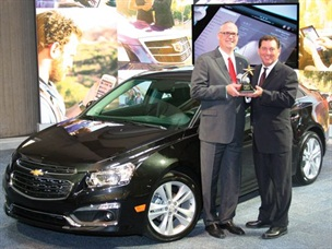 Fleet Car of the Year: 2015 Chevrolet Cruze