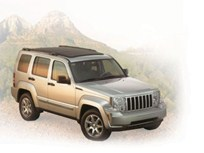 New Jeep Liberty Offers Versatility