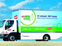 Staples Fleet Tests Diesel-Electric Viability