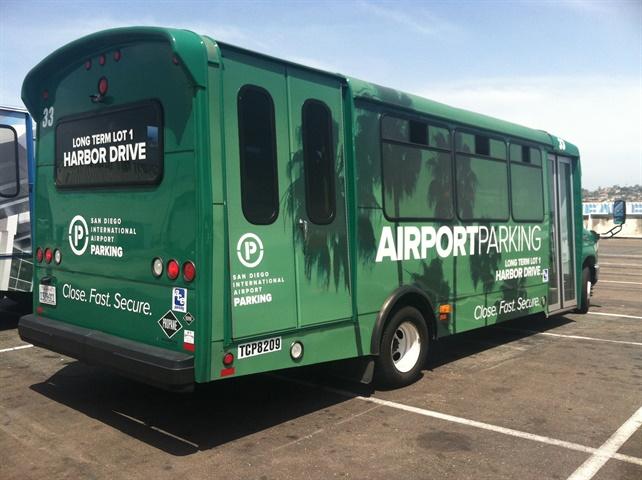 A majority of ACE Parking s fleet shuttles run on propane autogas.The