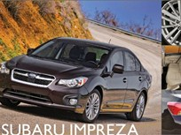 Showroom - Suburu Impreza: MPG from an AWD