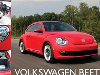 Showroom - Volkswagen Beetle: Squishing the New Beetle