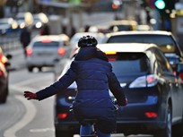 Training Fleet Drivers to Safely Navigate Bike-Friendly Cities
