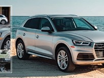 Audi Q5/SQ5: Ready to Ride