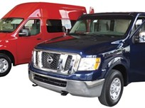 2012 Nissan NV Raises the Roof