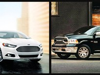 Ford Fusion, Ram 1500 Take 2015 Fleet Car and Truck of the Year Honors