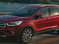 Ford Escape: Just Press Refresh