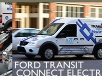 Showroom - Ford Transit Connect Electric: Plug and Work