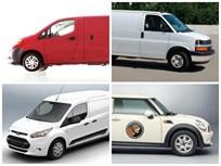 2013 Cargo Van Comparison
