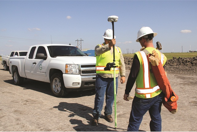 Employees who drive for Gateway, a pipeline construction and surveying company, are subjected to drug tests as a condition for employment, as well as testing on an ongoing basis, for reasonable suspicion and after an accident.