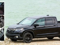 Honda Ridgeline: Now Available as a Pickup