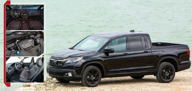 Honda ridgeline now available as a pickup article for 2017 honda ridgeline configurations