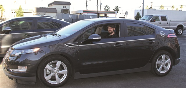 "SHIFT, Las Vegas-based developers of a ""subscription-based mobility-on-demand car-sharing platform,"" implemented the Chevrolet Volt into its fleet."