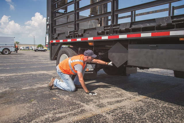 Roadside inspections under the new ELD regulations remain similar. Regarding rumors of soft enforcement, don't count on it. While violators will not be put out of service until April 1, 2018, this is only a temporary reprieve. The severity of violations hasn't lessened — not having an ELD will carry the same penalty as not having a logbook prior to Dec. 18. Photo courtesy of J.J. Keller & Associates.