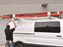 How a Ladder Rack Can Benefit Service Fleets
