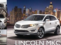 Lincoln MKC: Posh and Powerful Prototype