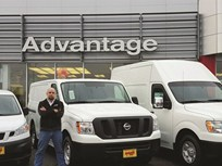 Nissan's Business Certified Program Serves Small Fleets
