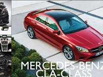 Mercedes-Benz CLA-Class: Mercedes in C Minor