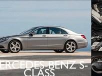 Mercedes-Benz S-Class: Luxury Sedan Meets Electronics Warehouse
