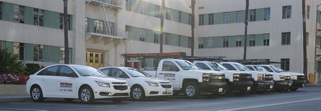 Payne Pest Management runs an all-Chevrolet fleet that includes the Silverado and Cruze.