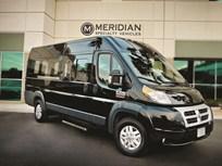 Meridian Unveils RAM ProMaster Passenger Van