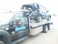 Tow Truck Fleet Equipped for 24-Hour Emergency Service