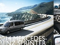 2014 Mercedes-Benz Sprinter: Massively Mercedes