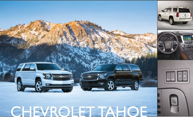 chevrolet tahoe the tough get towing articles vehicle. Black Bedroom Furniture Sets. Home Design Ideas