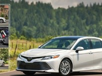 Toyota Camry: Let's Just Go Crazy