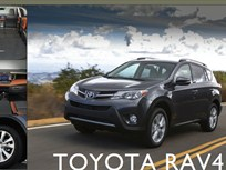 Showroom - Toyota RAV4: A New Look for a Crossover Classic