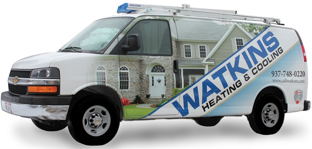 Watkins Heating & Cooling has converted one of its GMC Savana fleet vans using XL Hybrids' technology.