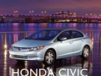 <p>The 2012-MY Honda Civic</p>