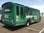 A majority of ACE Parking's fleet shuttles run on propane autogas.The company has propane refueling stations on-site.