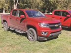 Powered by a 2.8L Duramax diesel engine, Chevrolet s Colorado mid-size