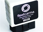 <p>FleetCarma's data logger.</p>