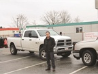 Anthony Jarantilla regularly optimizes trucks for performance and fuel efficiency. His recommendations include considering a high-flow exhaust system and air filter, adding helper springs, upgrading the truck's electrical grounds and firming up the shifts and gear ratio.