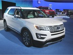 <p><em><strong>Ford's Explorer adds a 2.3L EcoBoost engine. Photo by Paul Clinton.</strong></em></p>