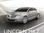<p>THe 2013-MY Lincoln MKZ.</p>