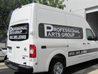 <p>Professional Parts Grouphas a fleet made up of only Nissan cargo vans, including the NV2500.</p>