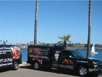 <p><em>Phil's BBQ's delivery fleet features vans and trucks with customized bodies.</em></p>