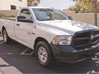 The Ram 1500 EcoDiesel HFE (High Fuel Efficiency) carries an EPA-rated